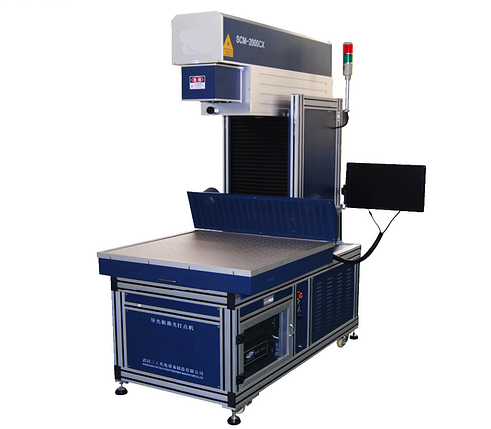 Лазерный гравер COMPACT SCM8060 180Вт. 80х60см., фото 2