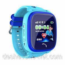 НОВИНКА! Первые водонепроницаемые Детские умные часы с GPS - DF25 Aqua!