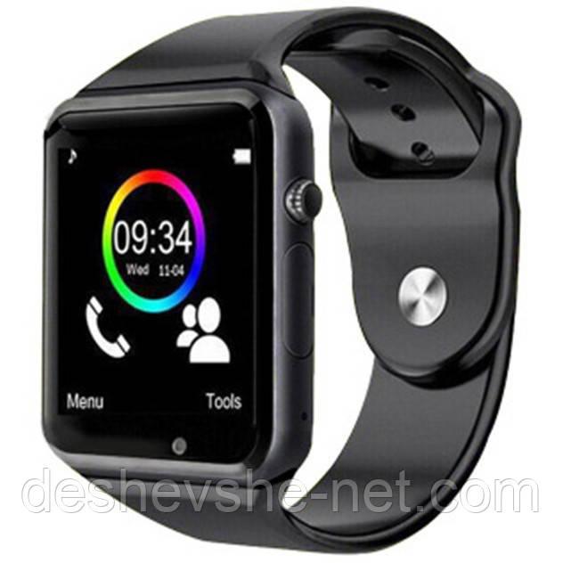 Smart Watch A1 - Умные часы для Android, IOS