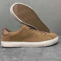 Кожаные мужские кроссовки Adidas Daily Line оригинал AW4711
