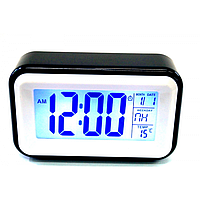 Часы будильник At-608Tr с подсветкой