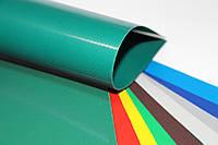 Тентовая ткань ПВХ зеленая