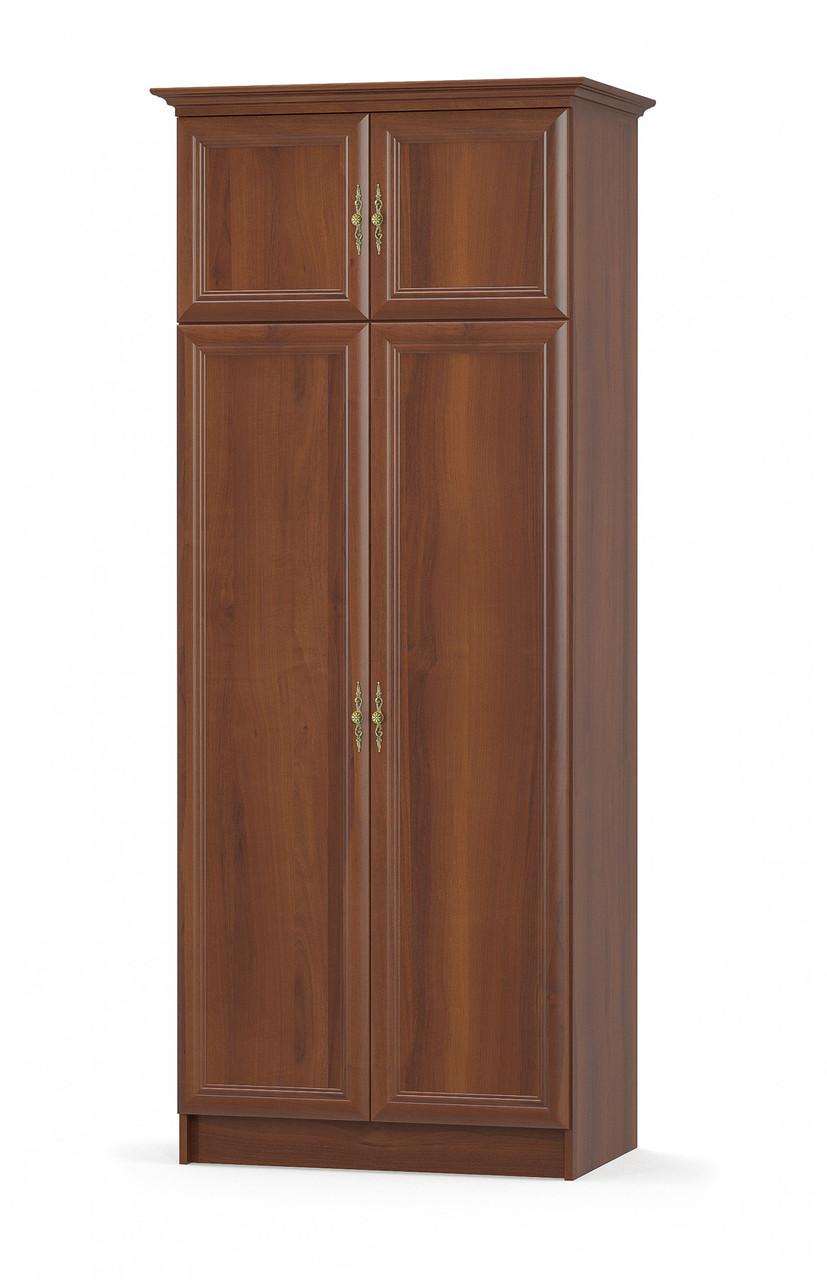 Шафа у вітальню з ДСП/МДФ Барон Мебель Сервіс