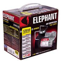 Компрессор ELEPHANT КА-12510 150psi/14Amp/37л/прикур./Автостоп