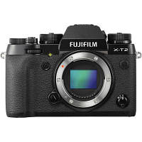 Цифровой фотоаппарат Fujifilm X-T2 body Black (16519273)
