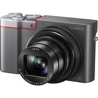 Цифровой фотоаппарат PANASONIC Lumix DMC-TZ100EE Silver (DMC-TZ100EES)