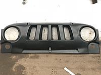 Облицовка (решетка) радиатора вертикаль УАЗ 469.31519