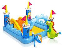 Детский надувной центр Intex «Фэнтези Замок» 57138