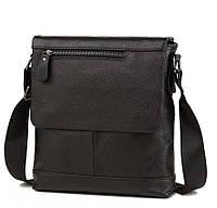 Современная мужская сумка через плечо M38-8146A, фото 1