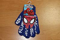 Перчатки для мальчиков Спайдермен, 16см