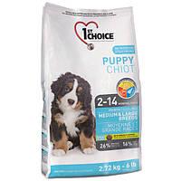 Корм 1st Choice Puppy Medium&Large Breeds