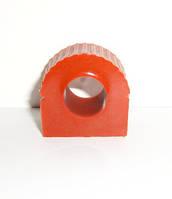 Втулка стабілізатора переднього SKODA SUPERB II ID=22mm OEM:1K0411303BK, фото 1