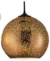 Светильник 3D QUANTUM/COPPER - 1