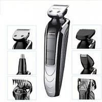 Многофункциональный набор для стрижки волос и бороды Gemei GM-582