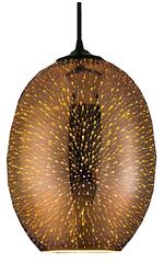 Светильник 3D QUANTUM/COPPER - 2