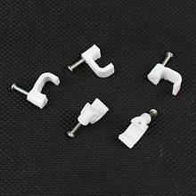 Кліпси кабельні для плоского кабелю