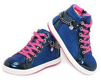 Детская демисезонная обувь для девочек