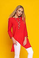 Женская блуза Лайна (5 расцветок)