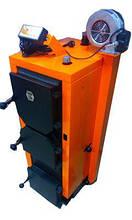 Котел тривалого горіння ДТМ ТУРБО (DTM TURBO) 10 кВт