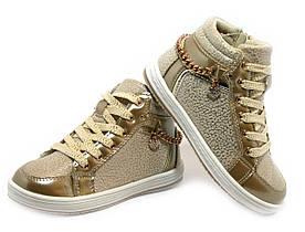 Демісезонні спортивні черевики для дівчинки Clibee, розміри 27-32 Польща