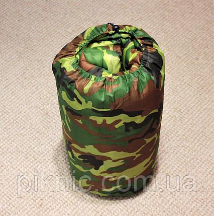 Спальный мешок камуфляжный. 210х70 см, фото 2