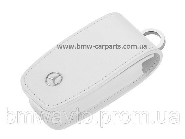 Кожаный футляр для ключей Mercedes-Benz Key Wallet, Gen. 6