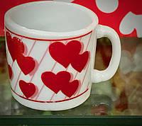 Чашка СуперМини Сувенир для Влюбленных Поздравление к 14.02 День Святого Валентина Подарок к 8 Марта Миниатюра