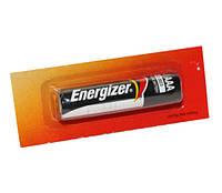 Батарейка AAA (LR03), щелочная, Energizer, 1 шт, 1.5V, Blister