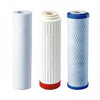 Комплект картриджей для питьевых систем Аквафор  РР5-В510-04-02 (умягчение)