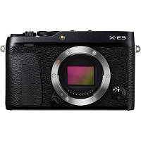 Цифровой фотоаппарат Fujifilm X-E3 body Black (16558592)