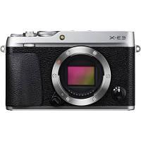 Цифровой фотоаппарат Fujifilm X-E3 body Silver (16558463)