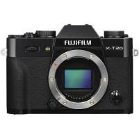 Цифровой фотоаппарат Fujifilm X-T20 body Black (16542555)
