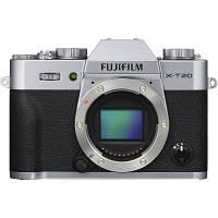 Цифровой фотоаппарат Fujifilm X-T20 body Silver (16542426)