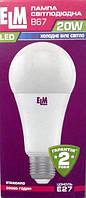 Светодиодная лампа ELM led TOR 20W PA20 E27 6500