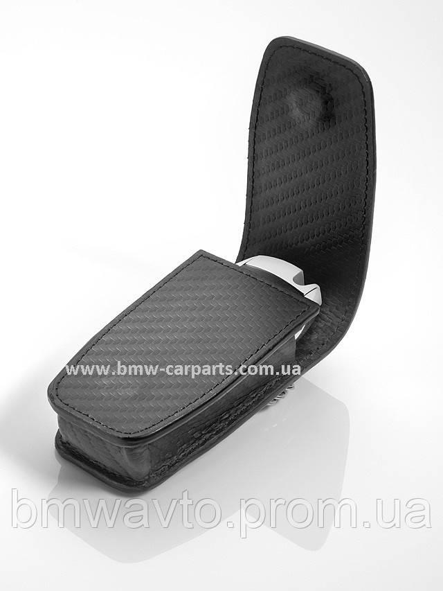 Кожаный футляр для ключей Mercedes-Benz Key Wallet, Gen. 6, фото 2