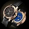 Мужские часы Patek Philippe Sky Moon Tourbillon Gold, механические, элитные часы Патек Филипп скай мун, реплика, отличное качество!, фото 2
