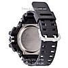 Электронные часы Casio G-Shock GW A1100 Black Silver, спортивные часы Джи Шок(черные), реплика, отличное качество!, фото 2