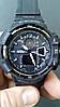 Электронные часы Casio G-Shock GW A1100 Black Silver, спортивные часы Джи Шок(черные), реплика, отличное качество!, фото 3