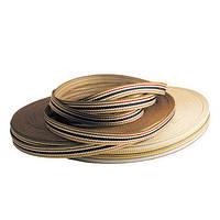 Лента ковровая жесткая 40 мм - тесьма ременная полипропиленовая