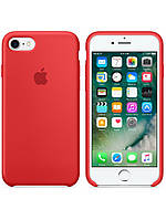 Силиконовый чехол для Apple Iphone 6/6S silicone case \ Red