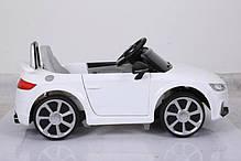 Детский электромобиль AUDI TT RS, фото 3