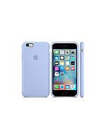Силиконовый чехол для Apple Iphone 6/6S silicone case \Blue