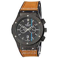 Мужские наручные часы Hublot 882888 Classic Fusion Brown-Black, Хублот классик
