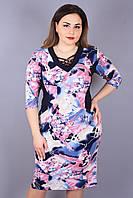 Платье Переплет линии, фото 1