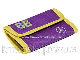Детский кошелек Mercedes-Benz Wallet, Kids, Purple Lemon