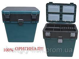 Ящик зимний Helios (Тонар,Барнаул)синий,зеленый