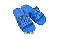 Шлепанцы детские оптом Даго 326 синие