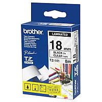 Лента для принтера этикеток Brother TZE141