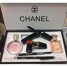 Подарочный набор Chanel Set 5in1, фото 2