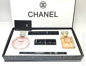 Подарочный набор Chanel Set 5in1, фото 3